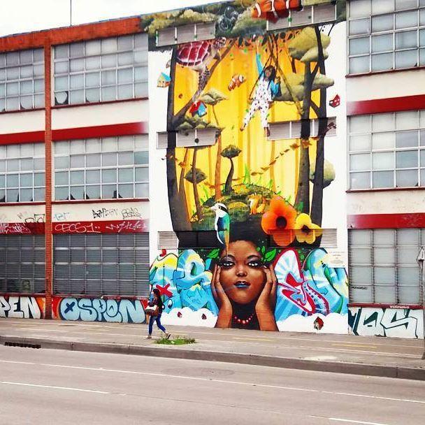 La Bella Bogotá