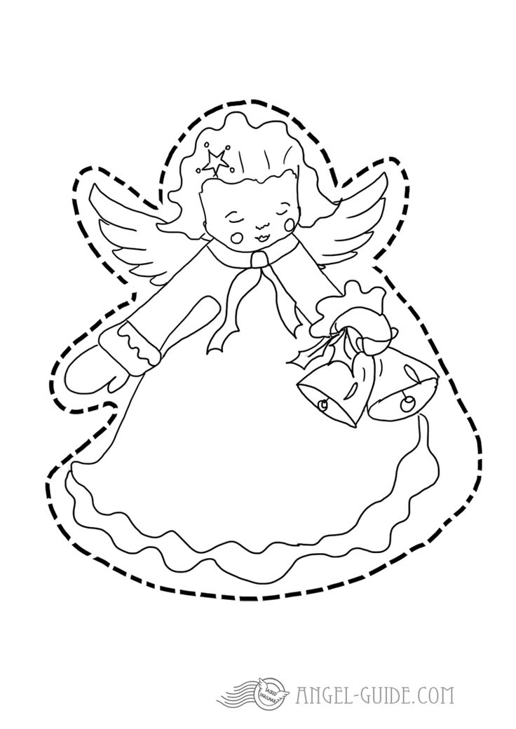 coloring pages cherubs - photo#21