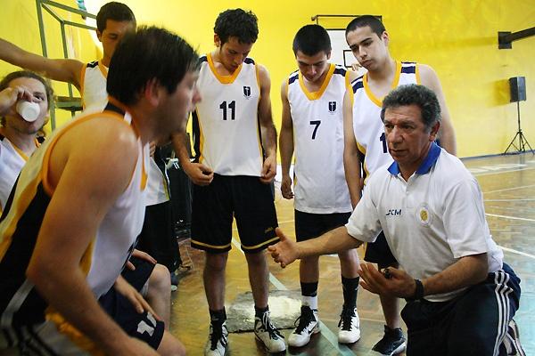 Básquetbol, Universidad Católica del Maule.