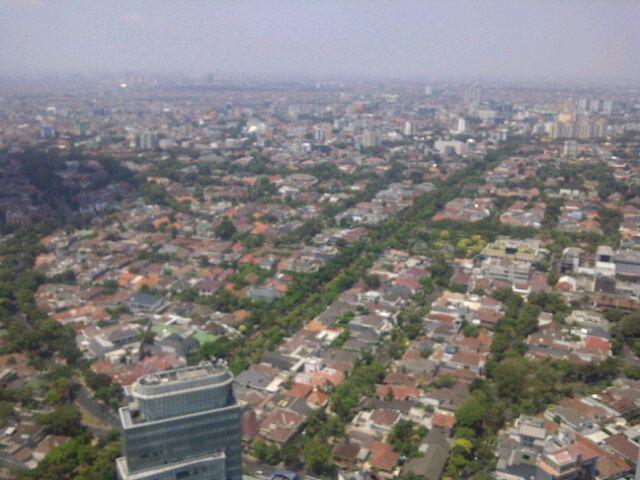 Condet's Green Area di Jakarta, Jakarta