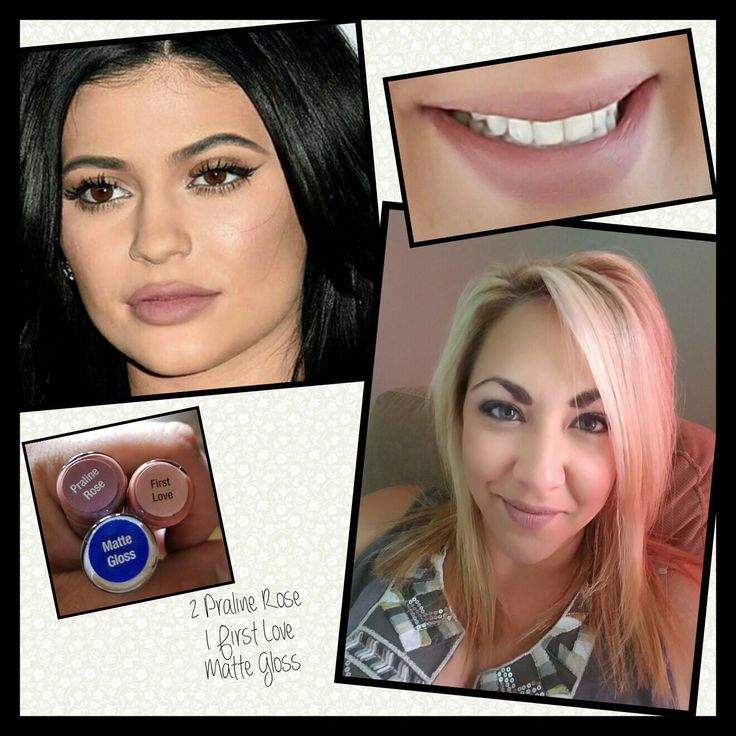 Get Kylie Jenner's lip color with the added benefit of lasting ALL day and softer smoother lips by using Lipsense! I am OBSESSED with this color combination. To order: Ordersensiblelips@gmail.com Senegence.com distributor ID # 194647.