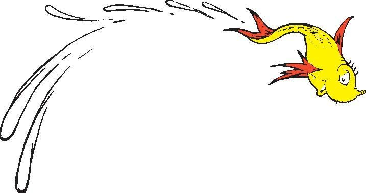 One Fish Two Fish 650502 Dr Seuss Coloring Pages One Fish Two Fish Coloring Dr Fish Pages S Dr Seuss Coloring Pages Fish Coloring Page One Fish Two Fish