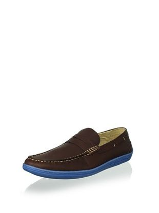 62% OFF Tommy Hilfiger Men's Vance Loafer (Dark Brown)