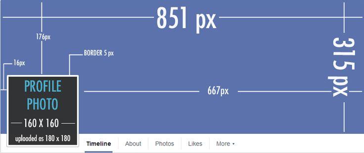 Facebook Cover Photo Size 2015