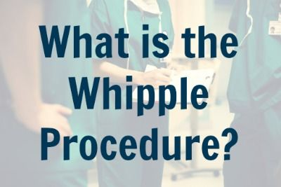 The Whipple procedure is a common surgery to remove pancreatic cancer. Learn more about what to expect before & after this surgery & how it may help you.