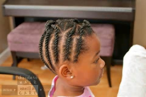 Prime Creative Natural Hairstyles For Kids Short Hairstyles For Black Women Fulllsitofus