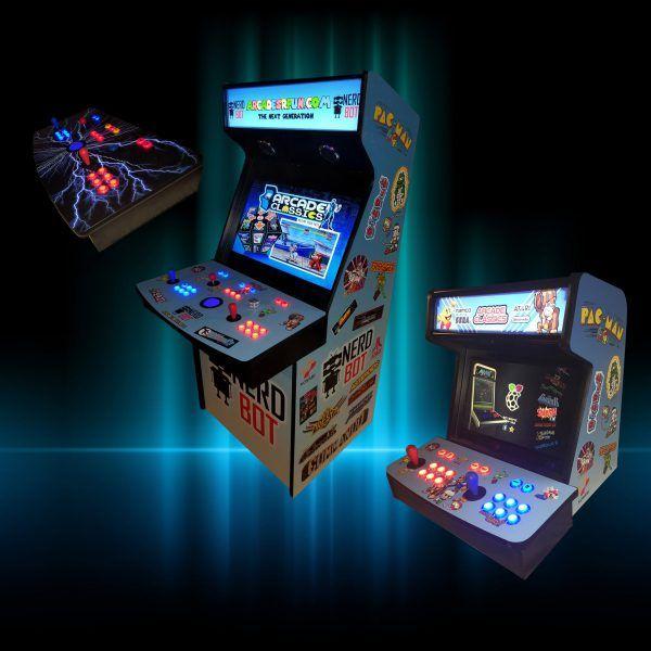 Lean Machines 2 Arcade Arcade Games Lean Machine