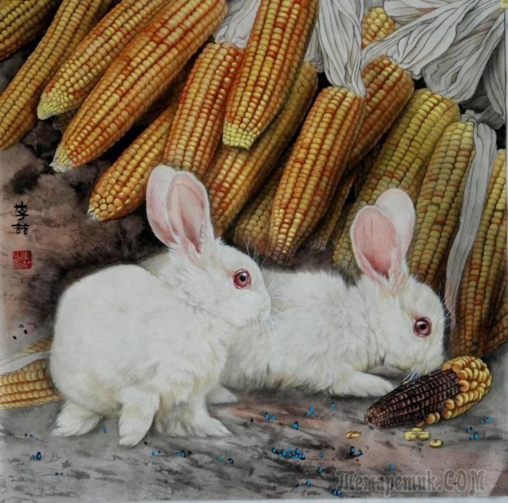 Чудесные животные от китайского художника Ли Чже ( 李喆  ) https://obiskusstve.com/1035584716804721213/chudesnye-zhivotnye-ot-kitajskogo-hudozhnika-li-chzhe-/?utm_source=postpg&utm_campaign=6.11as1