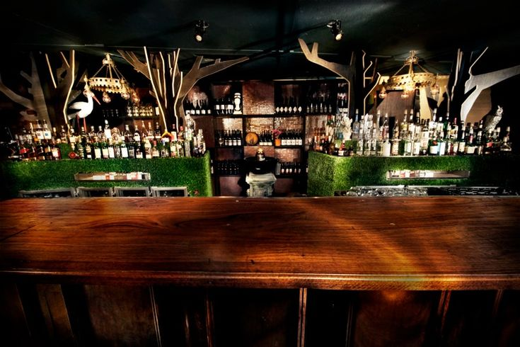 One of the most unique nightspot in Melbourne, visiting New Guernica is like stepping into an enchanted wood. Just 3 doors down it's the perfect place for some cheeky after work drinks.