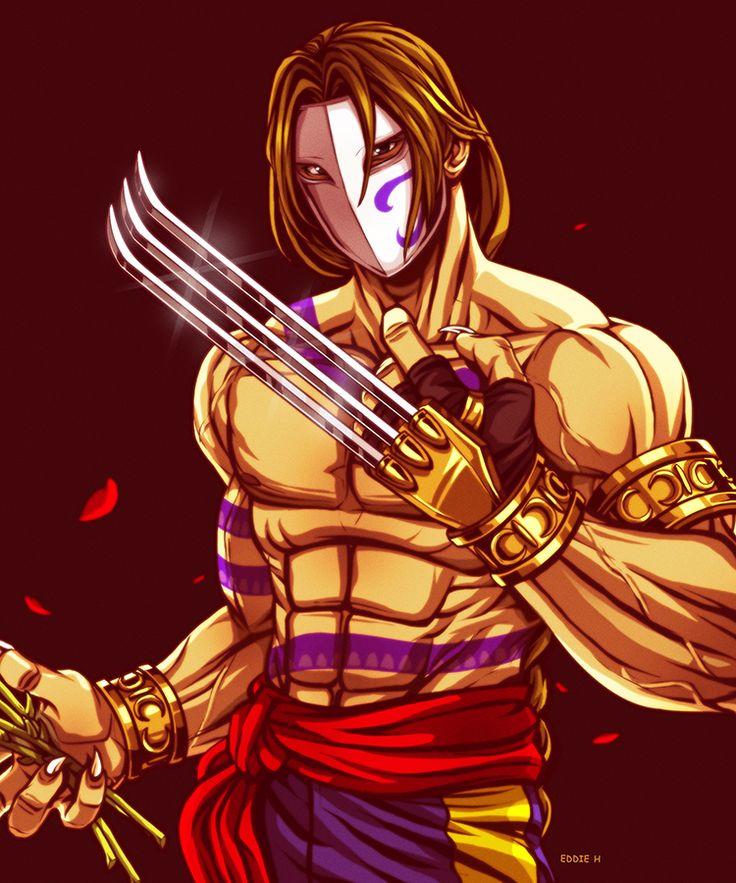 Vega - Street Fighter by EddieHolly on DeviantArt