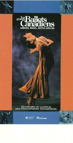 Les Grands Ballets Canadiens : An evening of classical and contemporary masterpieces