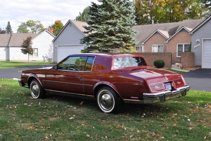 1985 Buick Riviera For Sale 1782553 Hemmings Motor News Buick Riviera For Sale Buick Riviera Buick