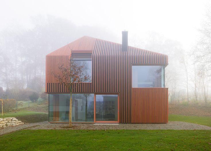 House 11x11   Titus Berhard Architekten