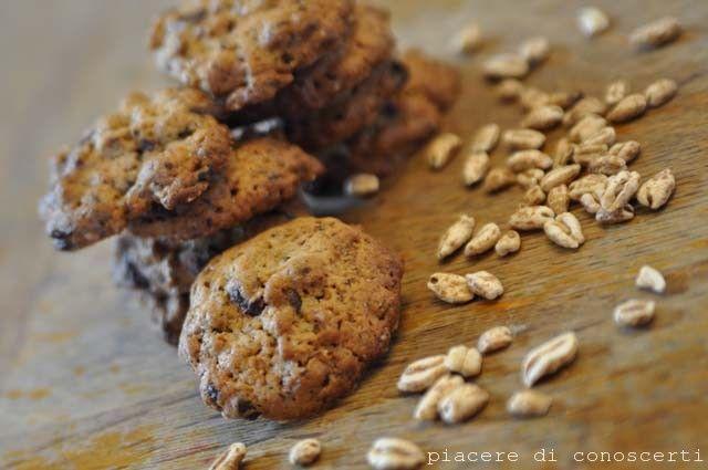 ricetta biscotti per bambini