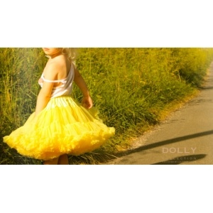 PRINCEZNÁ KRÁSAVICA petti sukňa
