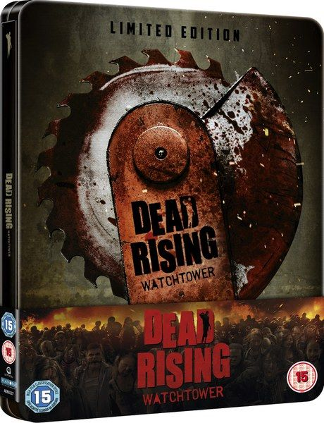 Dead Rising Watchtower – Zavvi Exclusive Steelbook (Limited to 1000 Units Only)