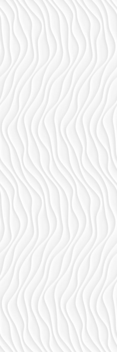 CERAMIC TILES - WAVE WHITE 33,3X100 - 100120866