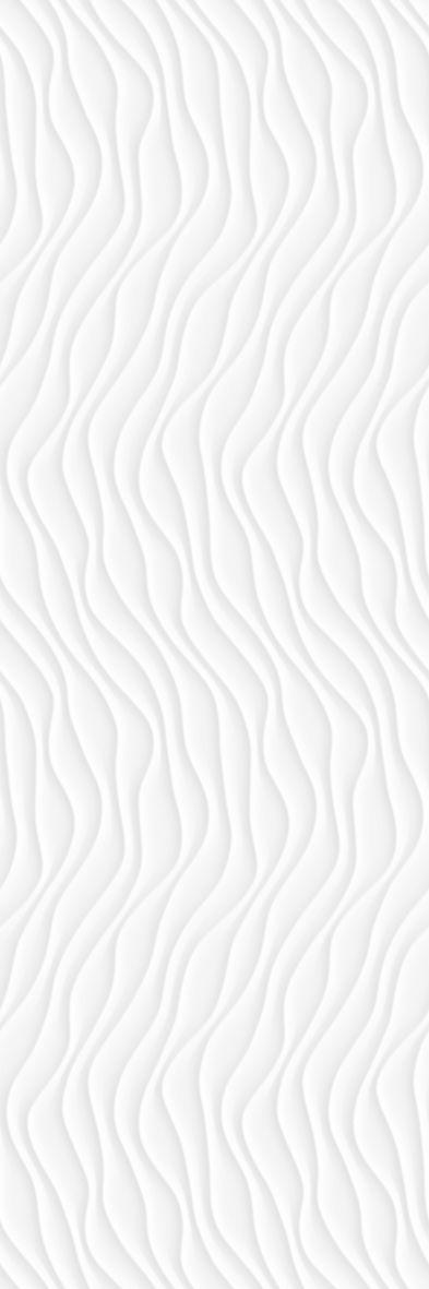 CERAMIC TILES - WAVE WHITE 33,3X100 - 100120866
