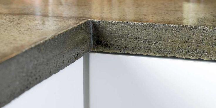 Betong egner seg best som byggemateriale.