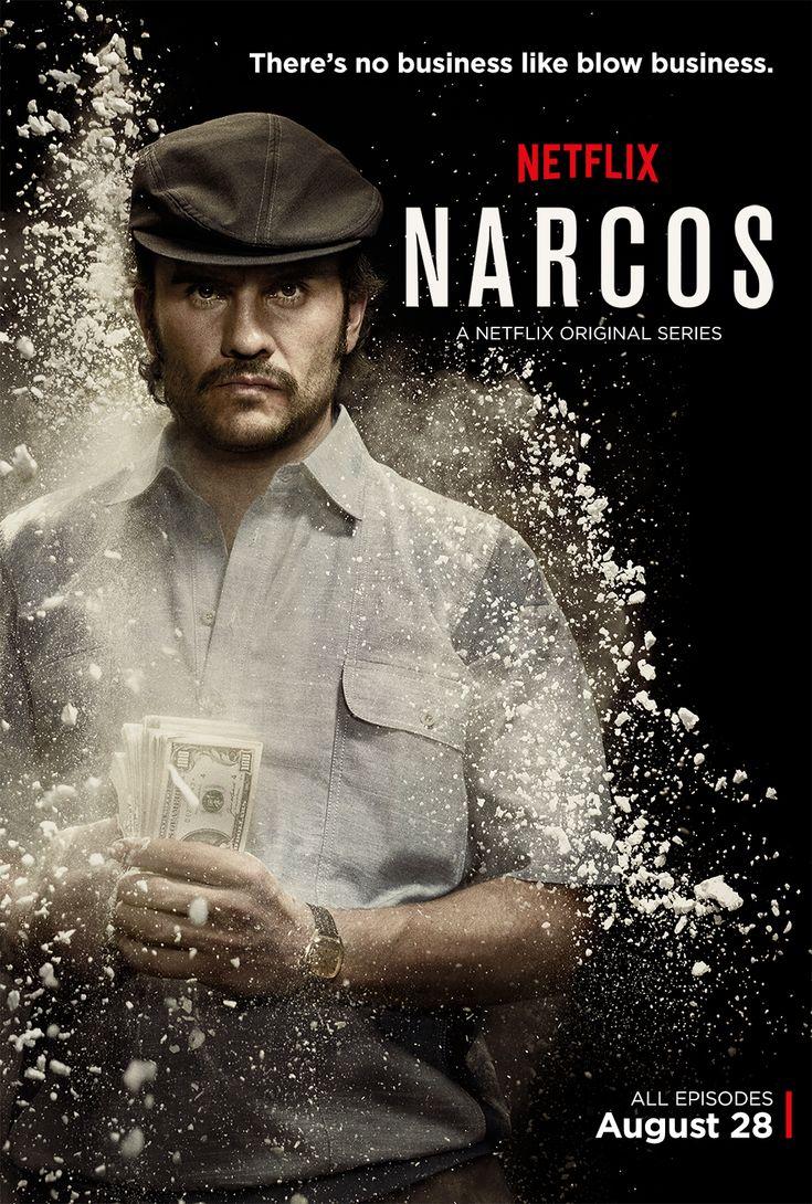 """Juan Pablo Raba in """"Narcos"""""""