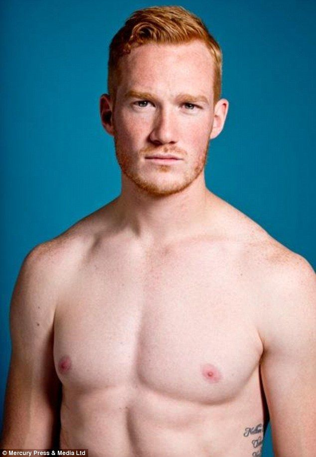 Greg Rutherford - Olympic champion: Long jumper posed for the RED HOT exhibition