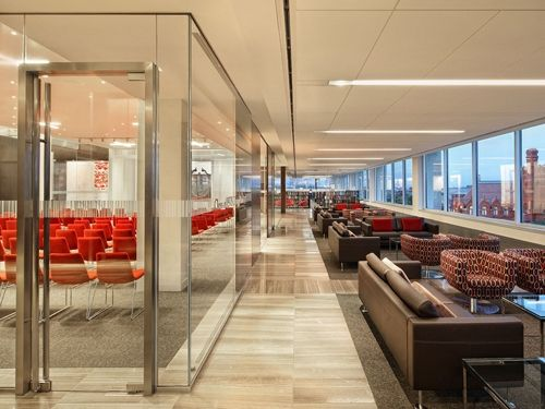 The Competition Honors Excellence In Library Interior Design