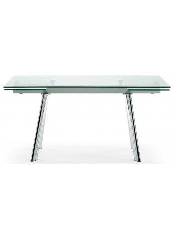 http://www.livitalia.it/4117/slider160-in-vetro-trasparente-tavolo-rettangolare-160x90-base-cromata-tavolo-sala-da-pranzo-cucina-ufficio-.jpg