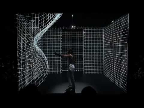 AM-CB Pushes boundaries with more projection mapped performances - Projection Mapping Central