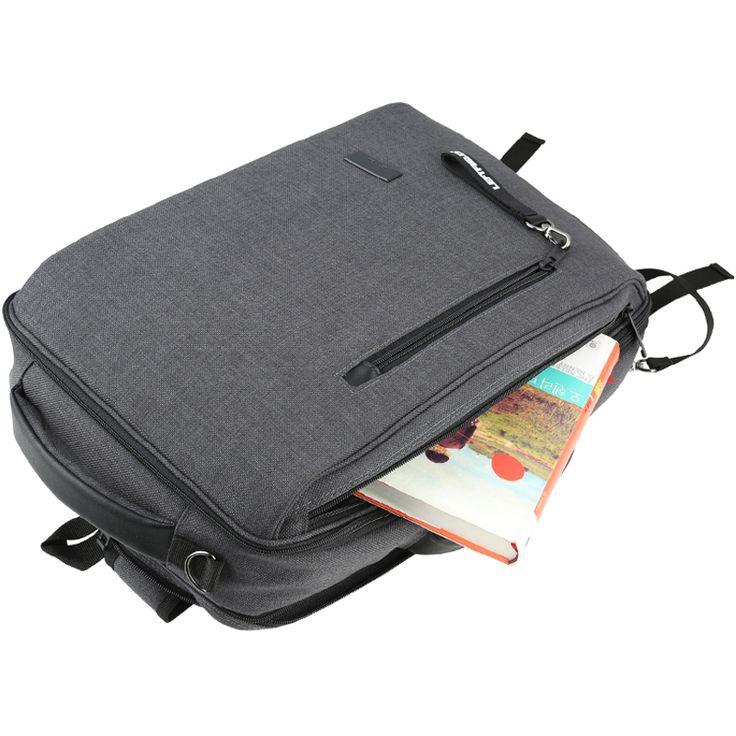 3 Way Backpack Business Laptop Bag for Men LEFTFIELD 683 (8)