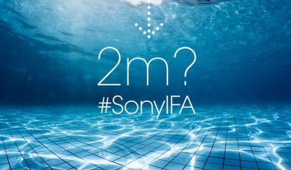Sony Xperia Teaser deutet auf extrem wasserdichtes Gerät hin  #sony #sonyxperia