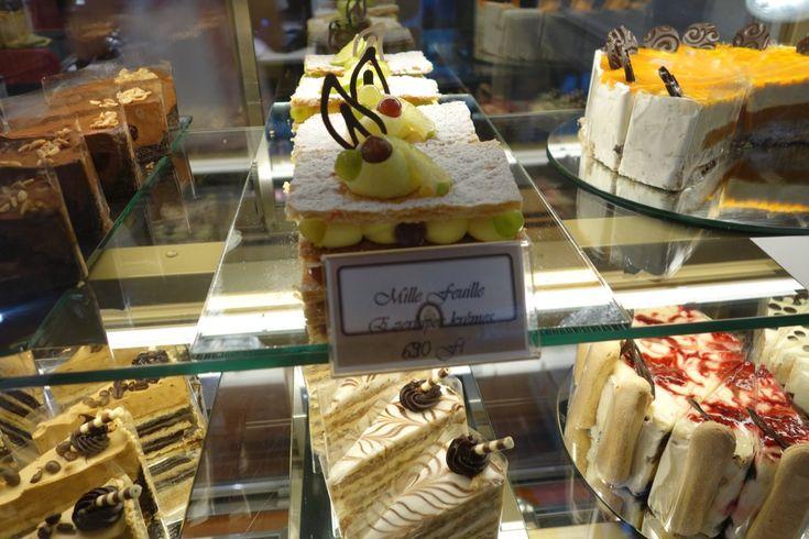 Visszafogottan szuper desszertek: La Mimosa