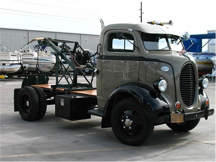 Classic Coe Trucks For Sale - Truck Pictures