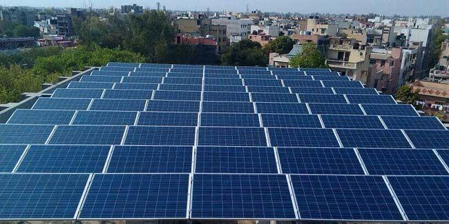 #Solar_Delhi #Solar_Panels_Delhi #Solar_Panel_Manufacturers_Delhi Success Story / Case Study - Solar Energy Project - Solar Panels installed by Perfect Aurarays in Vikaspuri, New Delhi, India. http://www.aurarays.com/projects/solar-project-vikaspuri-new-delhi.aspx