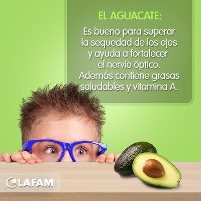 #Aguacate #Beneficios #Visión
