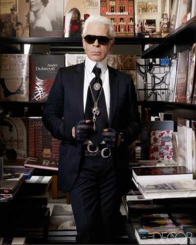 Shortlist: Karl Lagerfeld  12 things he can't live without