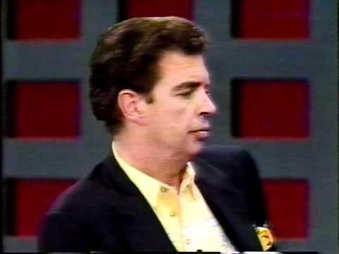 Morton Downey Jr. vs. Jerry Falwell