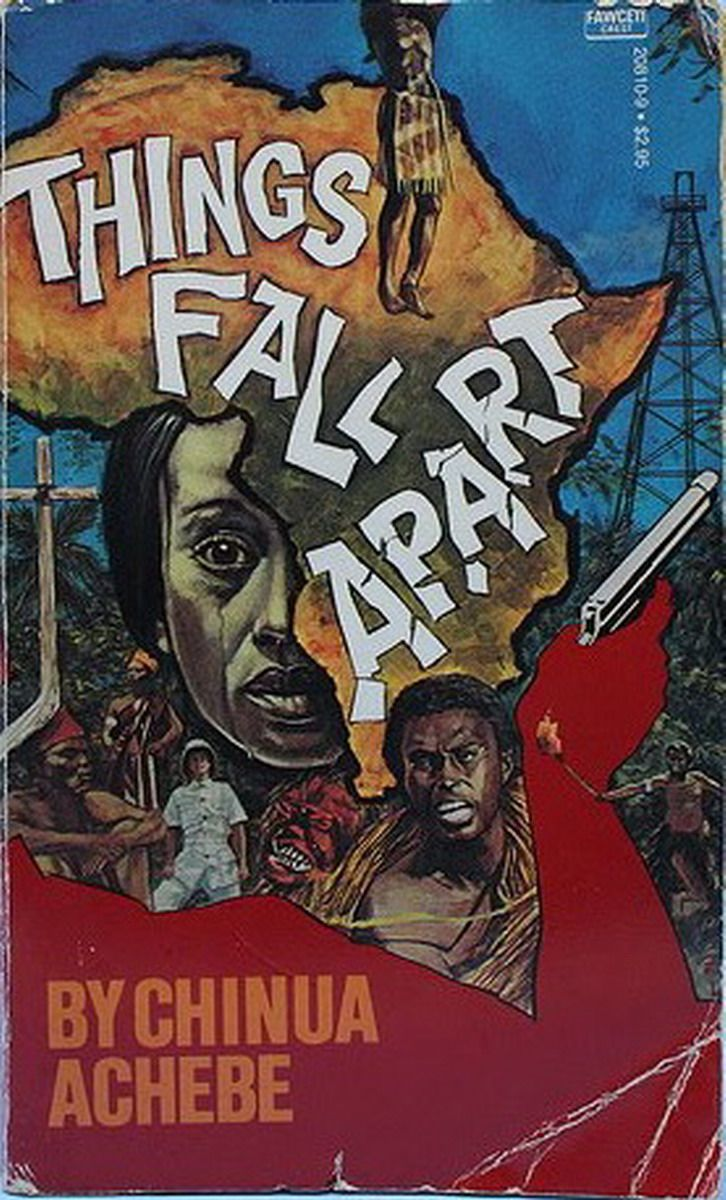a review of chinua achebes novel things fall apart Things fall apart follows the life of okonkwo, who is the main character in the novel the authors' main aim in writing the novel is to cut a.