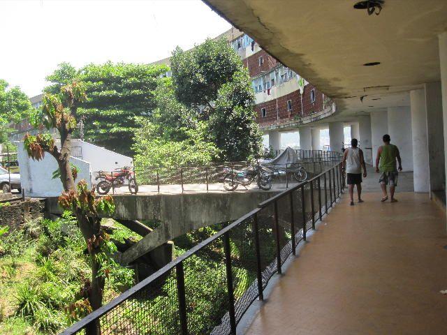 CENTRE FOR THE AESTHETIC REVOLUTION: PEDREGULHO SOCIAL HOUSING EXPERIMENT, RIO DE JANEIRO BUILT IN 1947-52 BY AFFONSO EDUARDO REIDY