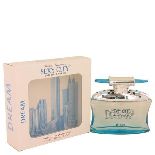 Sexy City Dream by Parfums Parisienne Eau De Parfum Spray 3.3 oz