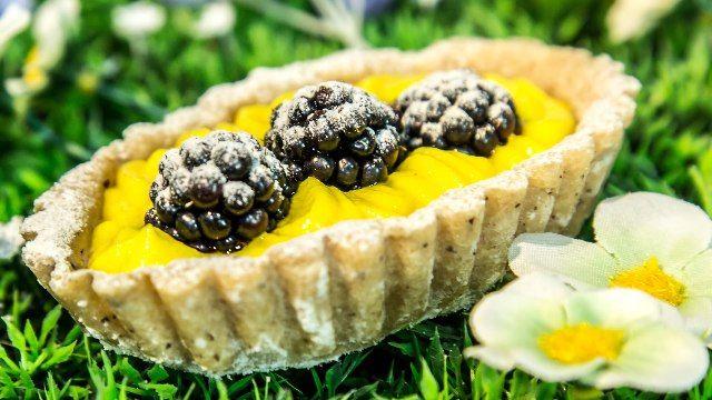 La #ricetta per preparare delle crostatine alla frutta senza #glutine #blog #vegan #light