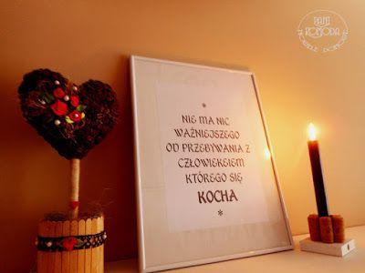Nowele Domowe : Plakaty Walentynkowe. Plik do pobrania.