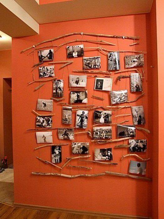 43 best fotowand images on pinterest cool ideas duct - Pinterest fotowand ...