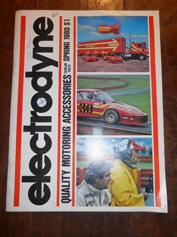 I worked in a Porsche dealership in the 80's and we saw quite a few Porsche tuner cars. The Gemballa cars were the most flashy, but the DP cars were pretty wild too. That was back when people were putting body kits on everything and the Electrodyne catalog was the JC Whitney catalog of high end cars. Good times. #RacingDynamics #Electrodyne