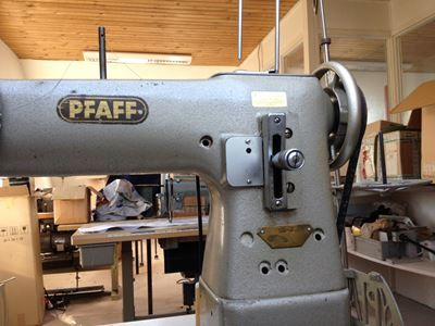 Symaskine, PFAFF, Ældre