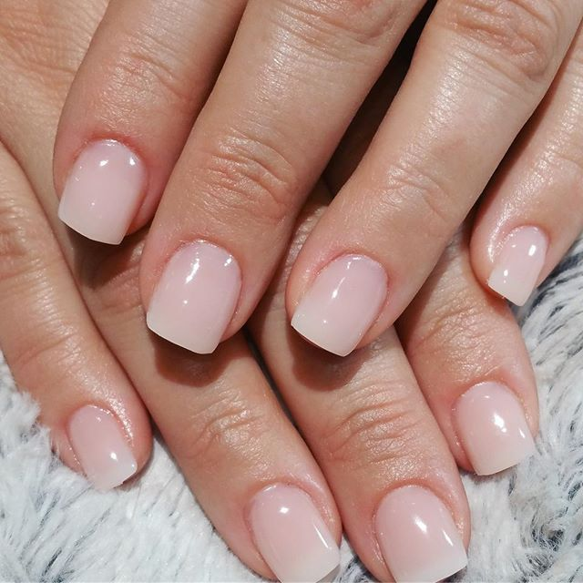 Wedding Nails - Bubble Bath,. OPI