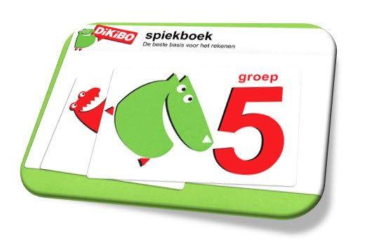 Download gratis spiekboekje rekenen groep 5
