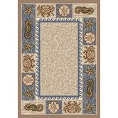 Found it at Wayfair - Signature Sea Life Sandstone Novelty Rug $199.99...find bargain.