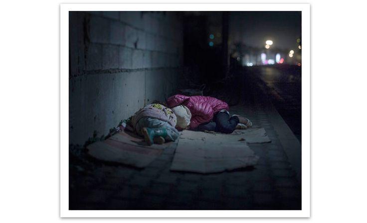 Europa/Naher Osten: Wo die Kinder schlafen | © Magnus Wennman/Für Aftonbladet