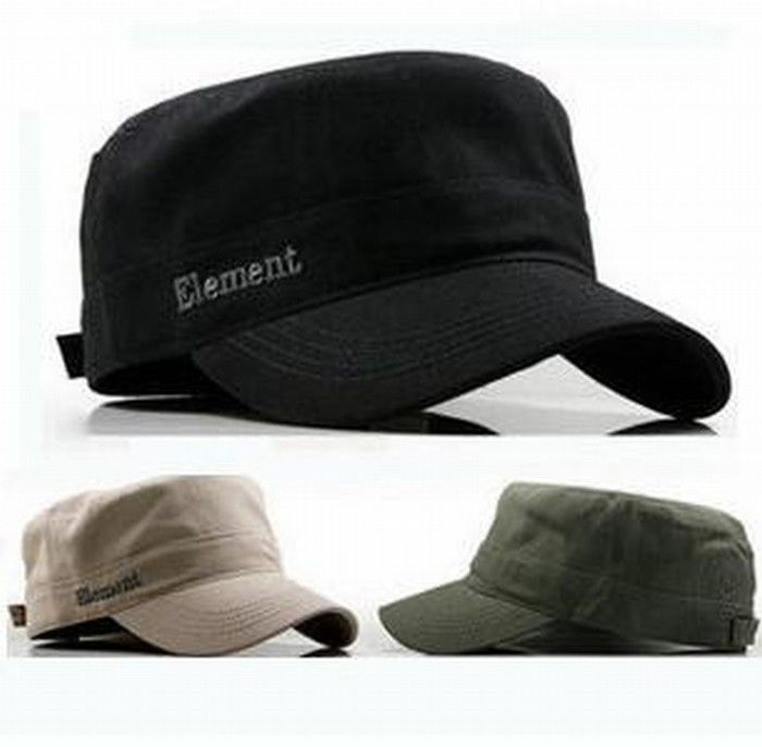 Retail Mens Outdoor Military Cap / Element Army Hat