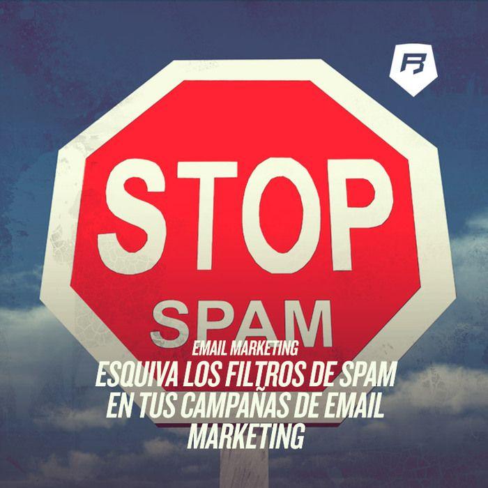 #emailmarketing ¡EVITA SER MARCADO COMO SPAM! Aquí te decimos como >> http://emailmarketing-rebeldesonline.com/evitar-ser-marcado-como-spam/